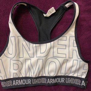 "Under Armour ""Girl"" Sports Bra"